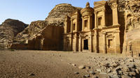 Two day Petra tour from Jerusalem*