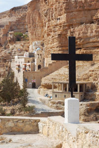 Desert Jeep Tour from Jerusalem: Mar Saba Monastery and Wadi Qelt