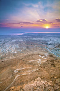 Masada Sunrise, Ein Gedi and Dead Sea Trip from Jerusalem