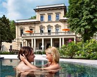 Turin Luxury Spa Day with Optional Massage