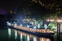 Paris Seine River Christmas Eve Dinner Cruise