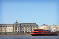 Garonne River Cruise Including Lunch from Bordeaux*