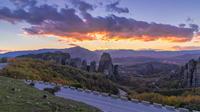 Meteora Sunset Tour from Kalambaka