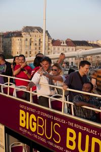 Big Bus Budapest Hop-On Hop-Off Tour
