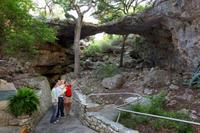 Natural Bridge Caverns Underground Walking Tour