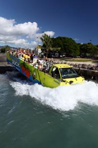 Hawaii Duck Tour: Honolulu Sightseeing