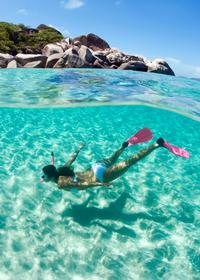 Full-Day Cruise to Jost Van Dyke from St.Thomas and St. John