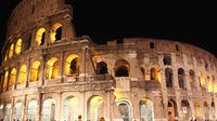 Roman Forums and Colosseum by Night Guided Walking Tour