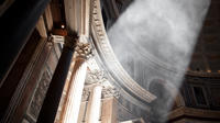 Pantheon Guided Tour in Rome: join the tour every day at noon!