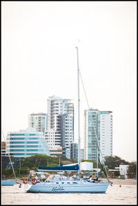 Private Gold Coast Sailing Cruise with Optional Seafood Lunch