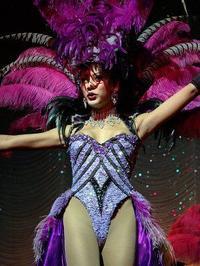 Alcazar Cabaret Show with Transport