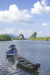 Private Tour: Krabi Sightseeing with River Cruise