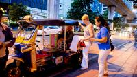 Small-Group Bangkok Food Tour by Night Including Tuk-Tuk Ride