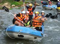White-Water Rafting and ATV Adventure from Phuket