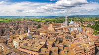 Siena and San Gimignano Small-Group Tour by Minivan from Pisa