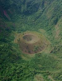 Joya de Ceren and El Boqueron National Park Tour From San Salvador