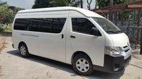 Private transfer from Orient Beaches - Las Flores El Cuco Los Mangos to El Salvador International Ai