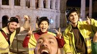 Highlights of Rome by Night Segway Tour