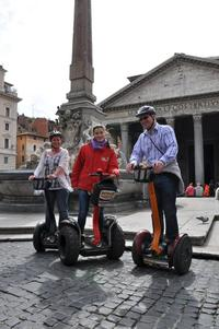 Rome Highlights Segway Tour with Optional Skip-the-Line Colosseum Ticket