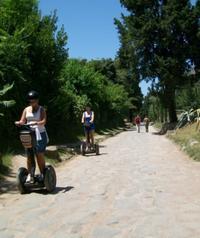 Segway tour of Appian Way in Rome