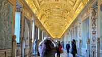 Skip the Line: 3.5-Hr Small Group Stories of the Vatican Tour