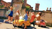 FIAT 500 Vintage Tour and the 7 Hidden Gems of Rome