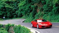 Ferrari F430 Test Drive and Ferrari Museum Entrance from Maranello