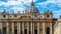 Michelangelos Dome & the Papal Tombs - St Peters Basilica Small Group T