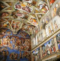 Skip the Line: Small-Group Colosseum, Forum, Vatican Museums, Sistine Chapel and St Peter's Basilica Walking Tour