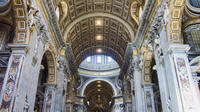 Skip-the-Line Small-Group Tour: Vatican, Sistine Chapel, and St. Peters Bas
