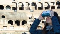 Virtual Reality of Emperor Nero's Palace and Colosseum - Small Group Tour