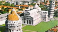 Best of Lucca and Pisa Tour from Livorno