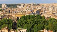 Private Airport Pick-up plus Rome Sightseeing and transfer to Civitavecchia port Private Car Transfers