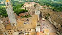 Shore Excursion from Livorno to Volterra and San Gimignano
