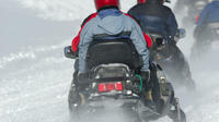 Lapland Lyngen Alps Snowmobile Safari from Tromso