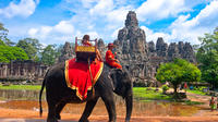 4-Day Cambodia Highlights Tour from Phnom Penh with Angkor Wat