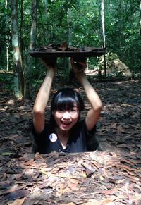Private Tour: Cu Chi Tunnels and Cao Dai Temple