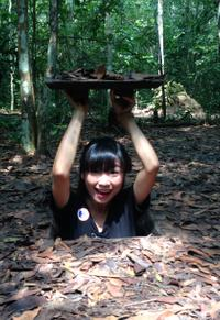Private Tour: Cu Chi Tunnels, Cao Dai Temple and Wildlife Rescue Station