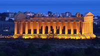 Agrigento Valley of the Temples and Villa Romana del Casale Tour from Palermo