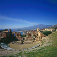 Private Transfer: Palermo to Taormina with Villa Romana del Casale and Agrigento Stops