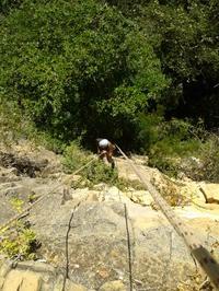 Chiapas Rappel Adventure at Sima de las Cotorras