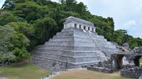 Palenque Archaelogical Site, Agua Azul and Misolha Waterfalls Combo Tour