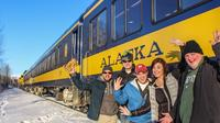 Alaska Brewery and Railroad Experience from Anchorage