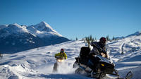 Snowmobile Trailblazer Tour for Advanced Riders