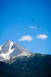 Whistler Superfly Ziplines