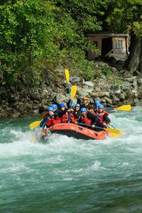 Whistler White-Water Rafting