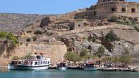 Crete Elounda and Spinalonga Island Cruise Day Trip with BBQ Lunch