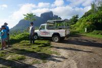 Bora Bora Lagoon Cruise and 4WD Tour