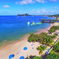 St Lucia Bay Gardens Resort Pass with Water Sports Massage 2018