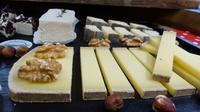 Cheeses tasting break